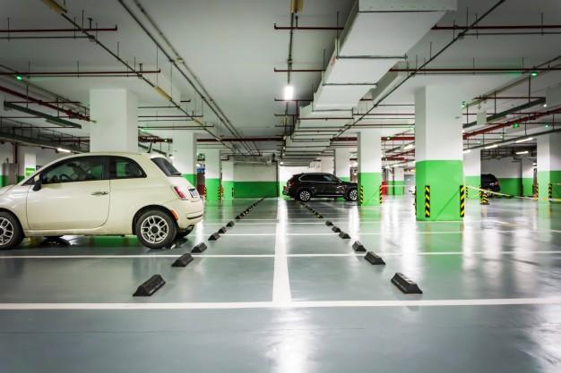 parkeringskontrol ved parkeringskældre